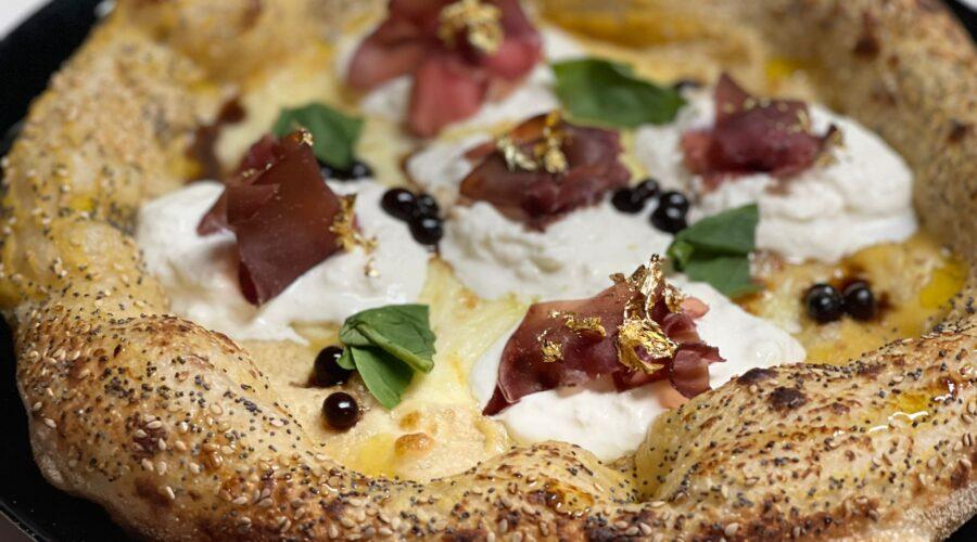 Pizza Stellata del Maestro Giovanni Mascari